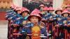 Из-за загрязнения воздуха в Пекине Год Петуха встретили без привычных фейерверков