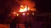 В ночь на 13-е в Тирасполе сгорел дом: семья из шести человек осталась на улице