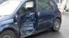 В столице столкнулись два автомобиля прямо на перекрёстке