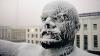 Аномальные морозы придут в Москву