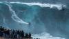 Лучшие сёрферы мира устроили шоу в португальском Назаре