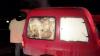 Полиция Словакии задержала фермера за перевозку в небольшом автофургоне 72 ягнят