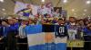 Карлоса Тевеса в аэропорту встречали сотни болельщиков