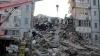 Появилось видео с места обрушения шестиэтажного дома в Стамбуле
