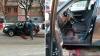 В Рязани взорвался автомобиль с девушкой за рулём