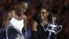 Серена Уильямс победила сестру в финале Открытого чемпионата Австралии