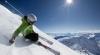 Американский лыжник снял на видео свое падение с 45-метровой высоты