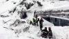 Спасателям удалось спасти из-под завалов итальянского отеля двух человек