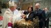 Папа Франциск окрестил накануне 28 детей в Сикстинской капелле Ватикана
