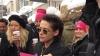 "Лукашенко ""поймали"" на женском марше в США"