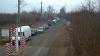 Очереди образовались на молдавско-румынской границе, люди едут на отдых в горы
