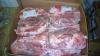 Более 800 килограммов мяса без документов  о происхождении конфисковали в Теленештах