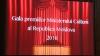 Министерство культуры наградило лучших молдавских деятелей искусства