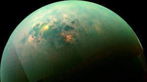 NASA обнародовало видео первой в истории посадки зонда на спутник Сатурна