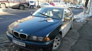 Столичному водителю угрожают разбить автомобиль булыжником
