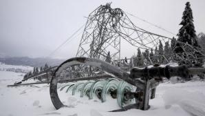 Из-за непогоды 20 населенных пунктов в четырех районах остались без электричества