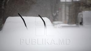 Из-за снегопадов дороги на юге страны заблокированы