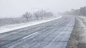 По Молдове расчищены все национальные дороги
