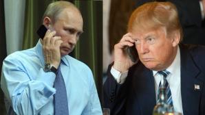 О чём договорились Путин с Трампом во время телефонного разговора