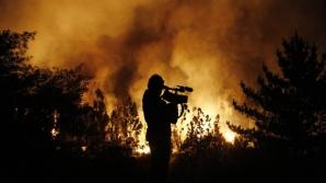 Крупнейшие пожары в Чили: 120 очагов возгорания