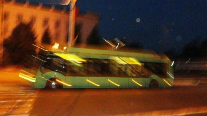 Драма на троллейбусной остановке в Приднестровье