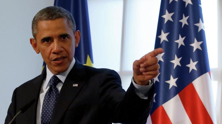 СМИ узнали, как Обама провел первый день после окончания президентства