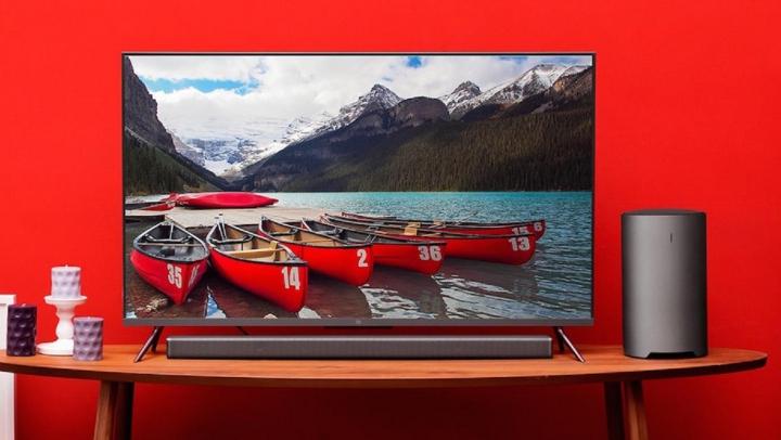 Xiaomi анонсировала телевизор, толщина которого на 30% меньше iPhone