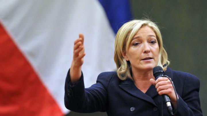 Марин Ле Пен призвала отказаться от евро ради экю