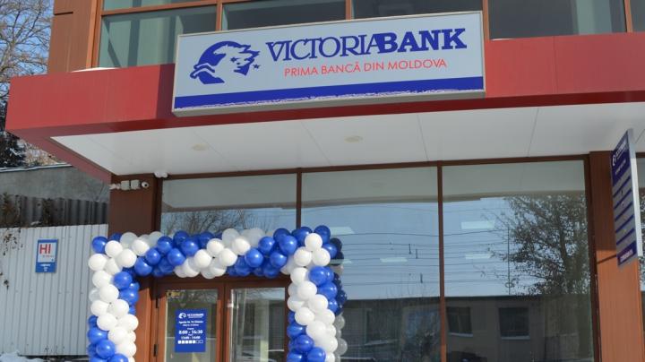 VICTORIABANK открыл для своих клиентов новое подразделение в Кишиневе