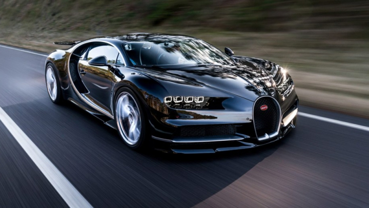 Составлен ТОП-10 самых быстрых и мощных автомобилей 2016 года