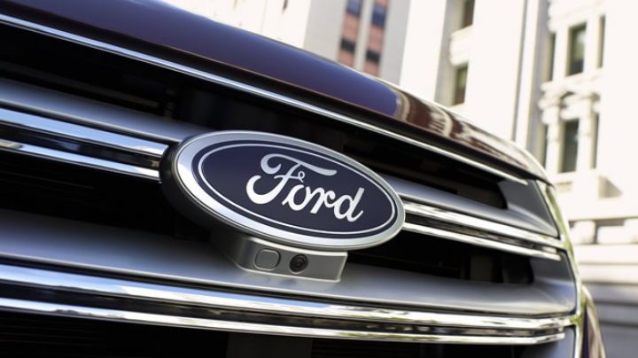 Обновленный пикап Ford F-150 2018 модельного года замечен на тестах