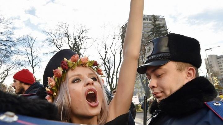 Основательница Femen опровергла информацию о распаде движения