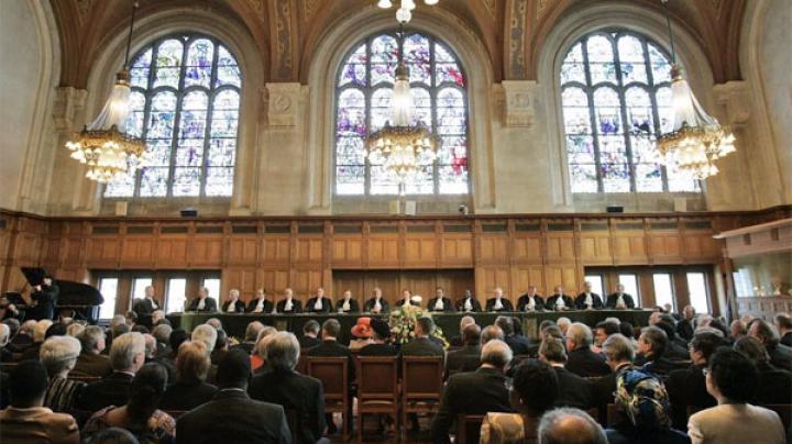 Украина подала иск против России в Международный суд ООН в Гааге