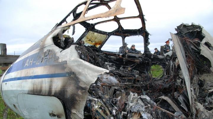 На месте крушения Ту-154 нашли другой самолет