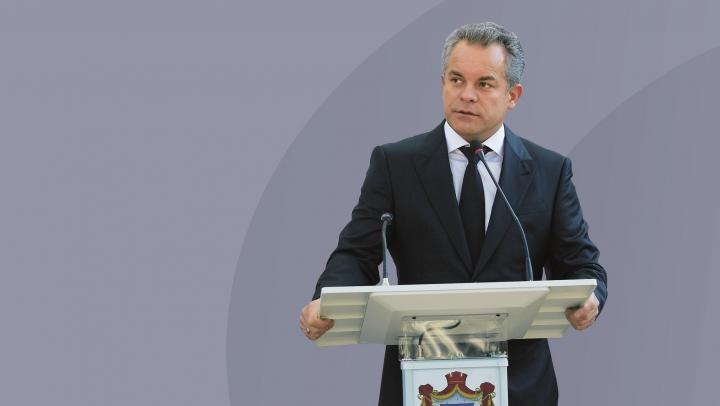 Письмо Влада Плахотнюка Дональду Трампу: Молдова хочет быть мостом, а не полем боя между Востоком и Западом