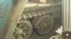В частном хозяйстве в селе Варница нашли разобранный танк