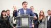 Саакашвили зарегистрировал свою партию в Украине