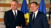 Президент Игорь Додон встретился с главой Евросовета Дональдом Туском