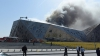 В Эль-Кувейте горит построенный три месяца назад Дом оперы