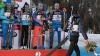 Французский биатлонист демонстративно покинул церемонию награждения из-за россиян