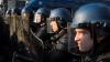 Девять человек задержаны в Париже в ходе акции студентов