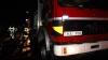 У рейсового автобуса, ехавшего из Одессы в Кишинев, загорелись задние колеса