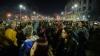 В Бухаресте уже третий день протесты: 200 тысяч человек вышли на улицы