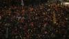 Сторонники и противники Пак Кын Хе собрались в центре Сеула