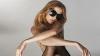 Жена олигарха Лебедева снялась голой в рекламе очков