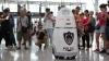 В китайской провинции к работе приступил робот-полицейский