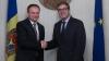 Глава парламента Андриан Канду встретился с прибывшей в Кишинев делегацией МВФ