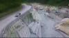 Видео: Автоледи столкнула мотоциклиста в пропасть