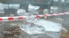В Воронеже на пенсионерку обрушилась глыба льда