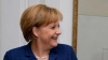 Charlie Hebdo поместил на обложку Меркель с отрезанной головой Шульца в руках